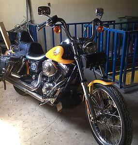 2000 Harley Davidson  Dyna Wyd Glide