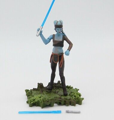 Star Wars Aayla Secura REVENGE OF THE SITH 2005