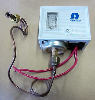Ranco O10-1831-70 Refrigeration Control New Zb-181