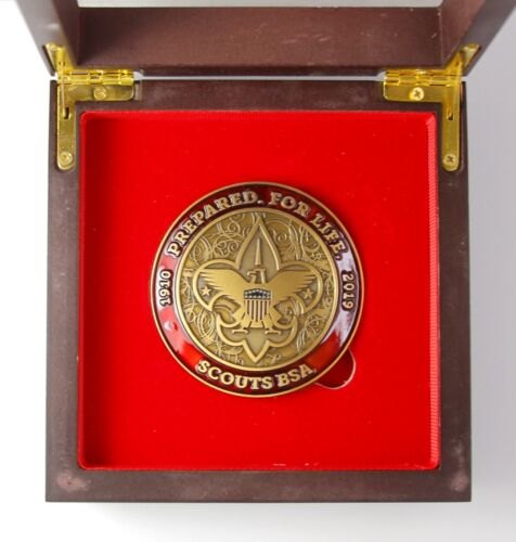 Boy Scouts of America Beautiful 2019 Collector