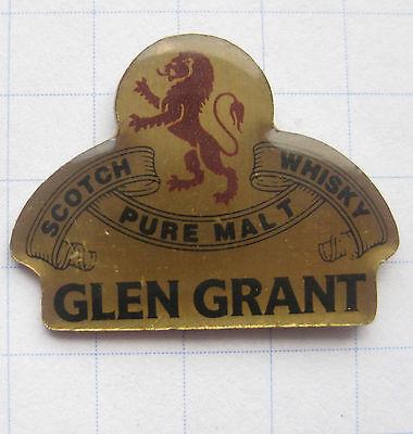 GLEN GRANT / SCOTCH WHISKY ........................Whiskey Pin (103a)