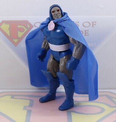 Vintage 1985 Kenner DC Super Powers Darkseid Action Figure ~Original Cape ~MINTY
