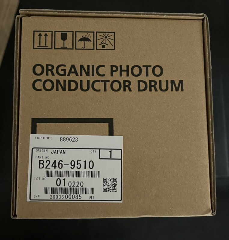 Genuine Ricoh B246-9510 Drum
