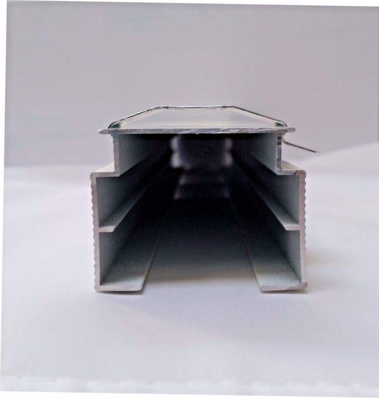 "1 1//2/"" 3 pcs Vertical Blind Ceiling Mount Bracket Clips-Install Bracket 1.5/"""