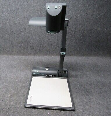 Wolfvision Vz-8 Light Document Camera Visualizer Overhead Projector Working