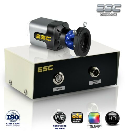 Endoscope camera Rigid Endoscopy Coupler Adapter Ent Medical Surgical Storz 1Mp