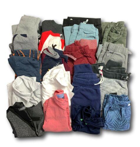 Boys Clothing Lot of 18 Pieces 3T Pants Shirts, Van Huesen Zara Baby, Garanimals