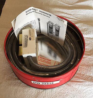 Nice Dweyer Slack Tube Manometer Dw33212