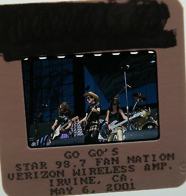 Go Gos We Got The Beat Vacation Head Over Heels Our Lips Are Sealed   Slide 5