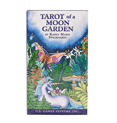 Tarot of a Moon Garden Deck/Cards - Divination, Spellcraft, Meditation, Magick