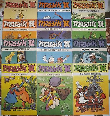 Original Mosaik Abrafaxe JG 1987 - Zustand Sehr Gut bis Top