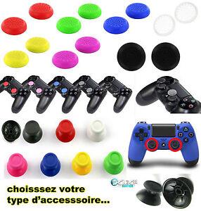 accessoires console jeux manette ps4 ps3 joystick caps. Black Bedroom Furniture Sets. Home Design Ideas