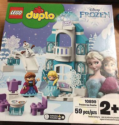 Lego Duplo Frozen Ice Castle Building Blocks (10899) NEW In Original Box