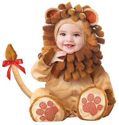 Lil Lion Infant 6-12 Months Costume