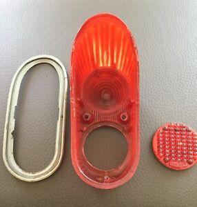 Vespa 400 Mini Car Rear Light Set Preowned