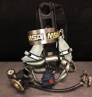 Msa Frame Harness Ultralite 2 Air Pack Bottle Cylinder Tank Holder. Our 5