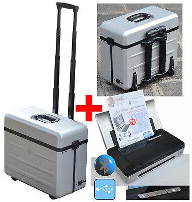 Compact imprimante hp officejet 100 À valise de pilote système pour voyage