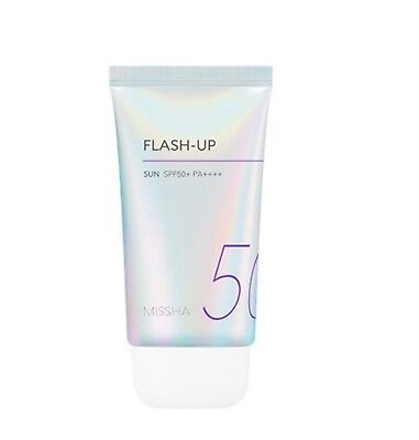 [MISSHA] NEW Flash Up Sun -50ml (SPF50+ PA++++)