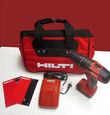 Hilti Sf 2h-a Hammer Drill Complete Kit New Model With Hilti Bag Fast Ship