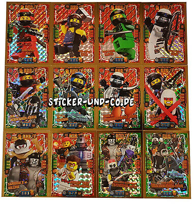 rie 4 Trading Card Limitierte Karten zum aussuchen LE1-LE25 (Ninjago 25)