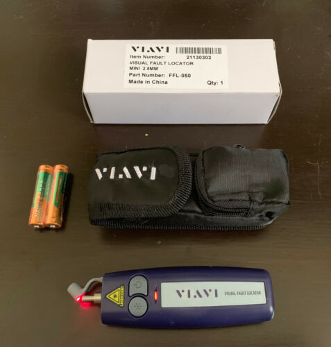 VIAVI Visual Fault Locator FFL - 050