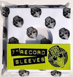 Vinyl-Guru-Pack-of-50-x-7-inch-Vinyl-Record-Single-White-Paper-Sleeves