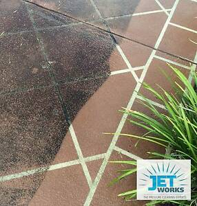 Jet Works High Pressure Cleaning Clayfield Brisbane North East Preview