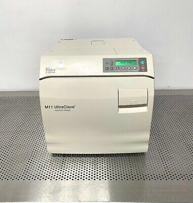 Ritter Midmark M11-022 Ultraclave Automatic Steam Sterilizer 6.5 Gallon A