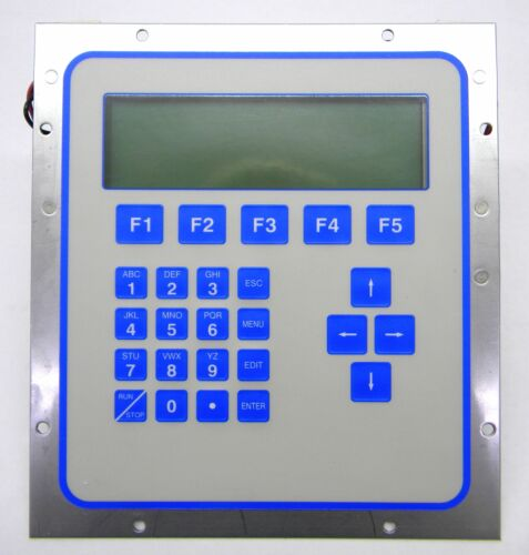 Partisol 2025 Sampler LCD Display and Keypad Assembly 55-002795 10-002254 Thermo