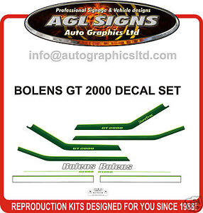 BOLENS-GT-2000-TRACTOR-DECAL-SET-reproduction