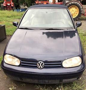 Volkswagen Cabrio 2001