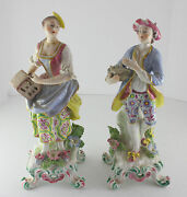 Antique Bow Porcelain