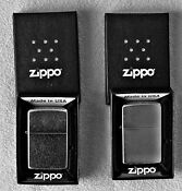 New Zippo Cigarette Lighter