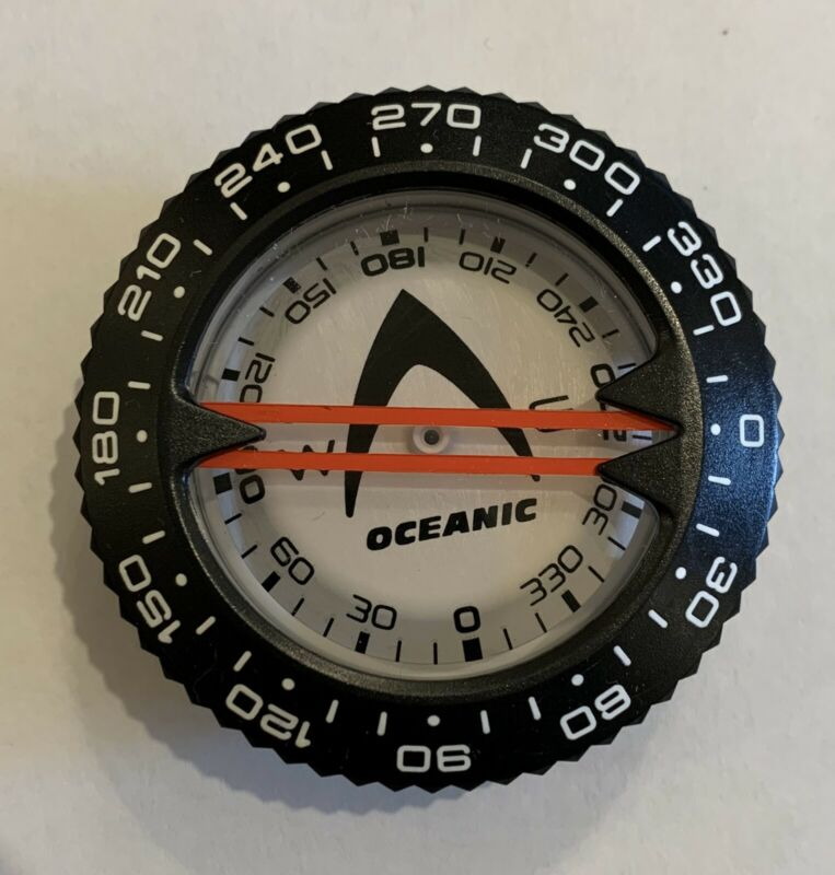 Oceanic Compass Module. Scuba Diving. Never Used