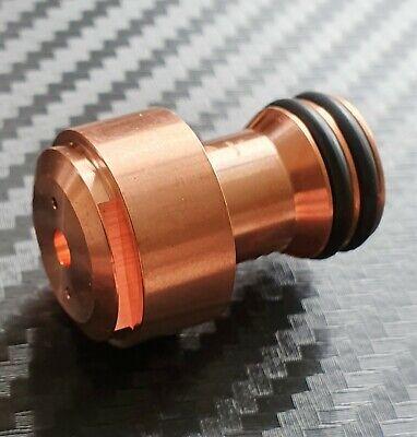 """157/"""" 40A 4M Plasma Cutter Gun Cutting Machine Accessories Torch Head Air Cooled"""