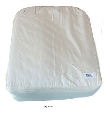 Organic Textiles Fitted Mattress Pad - All Organic cotton covering and fillings