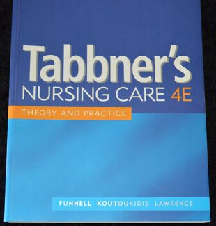 Tabbner's Nursing Care Theory and Practice 4th Edition Broadbeach Waters Gold Coast City Preview