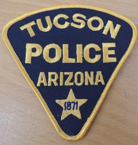 Tucson Arizona Police Law Enforcement Patch 1871