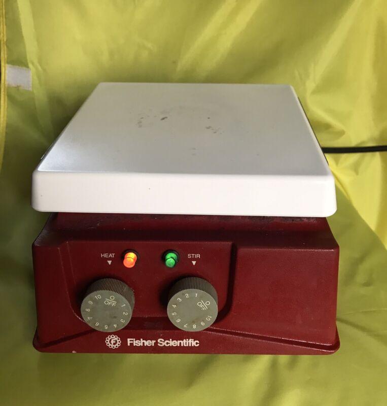 Fisher Scientific Heating Stirrer 11-500-7SH