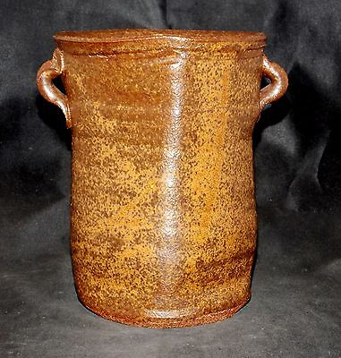 - Awesome Warren MacKenzie Studio Pottery Squared Vase Bernard Leach Shoji Hamada