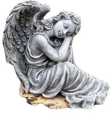 Large Stone Angel