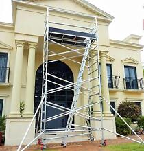 Wide Mobile Aluminium Scaffold - 5M Cannington Canning Area Preview