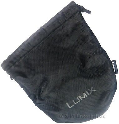 New Panasonic VFC4601 Storage Bag For H-ES50200, H-FSA100300 Lenses - US Seller