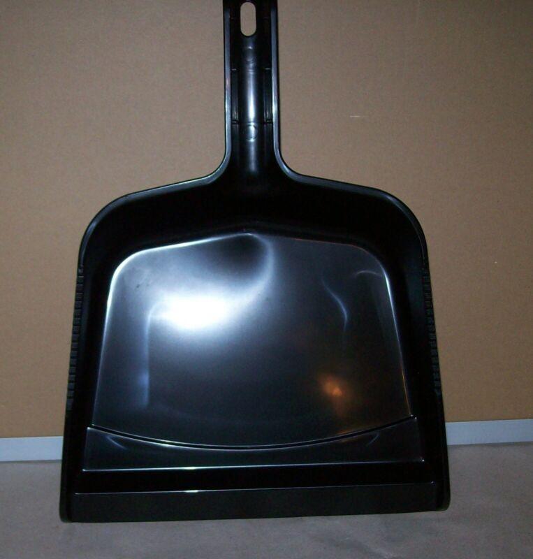 Restaurant Equipment Bar Supplies CASE OF 6 MEGA SPILL DUST PANS BLACK ADCO
