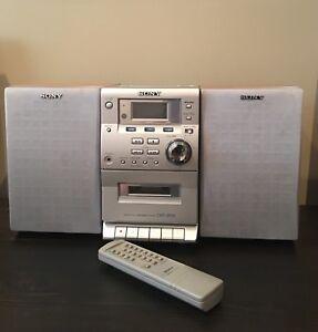 Sony Micro Stereo