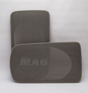 genuine toyota camry beige rear speaker grille covers ebay. Black Bedroom Furniture Sets. Home Design Ideas