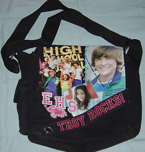 Details about High School Musical - Lined Book Bag by Disney