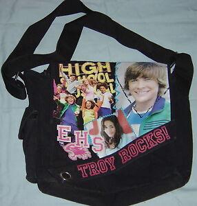 high school musical lined book bag by disney ebay