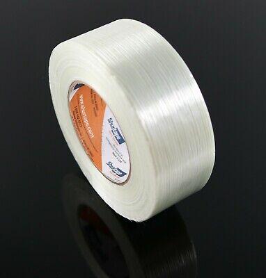 Shurtape 2 X 60 Yd Filament High Tensile Strapping Fiberglass Tape - Free Ship