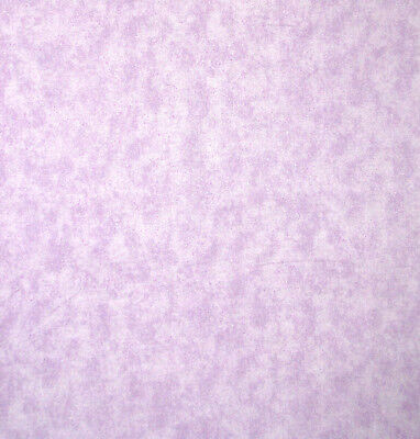 Blender Tonal for Quilts Sewing Craft Light Purple Cotton Fabric VIP By The Yard